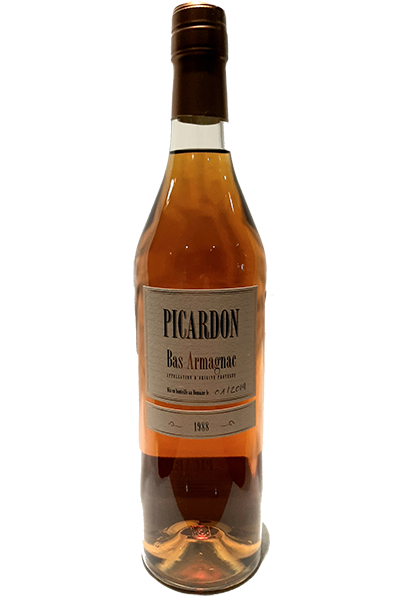 Armagnac Picardon 1988