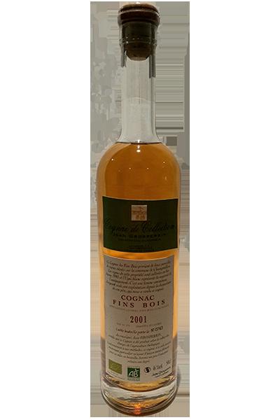 Cognac Fins Bois 2001 50 cl