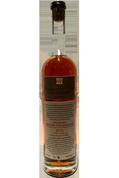 Cognac Petite Champagne N°71