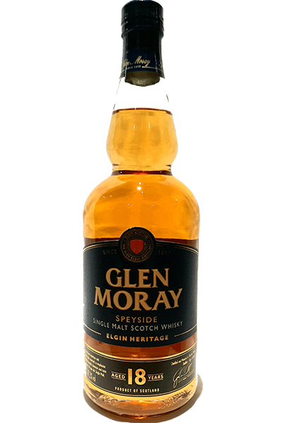 Glen Moray 18 ans