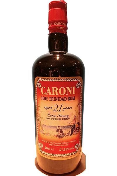 Caroni 21 ans