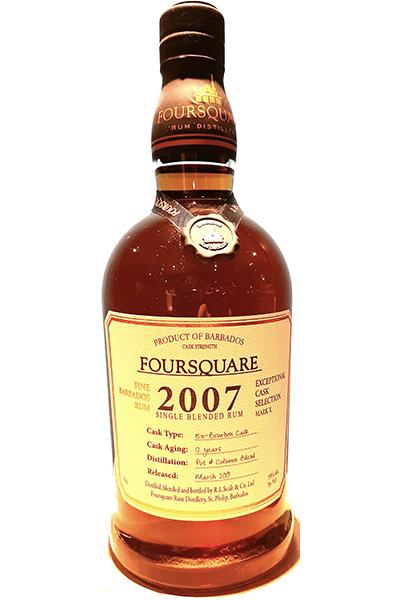 Foursquare 2007