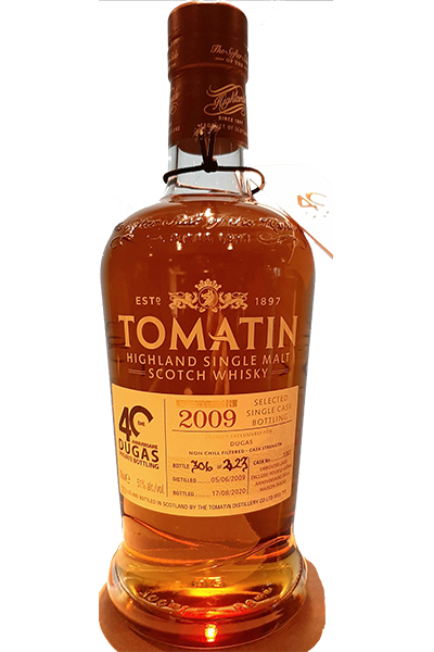 Tomatin 2009 40éme anniversaire Dugas