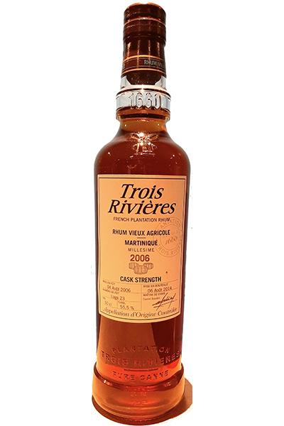 Trois Rivière Cask Strength 2006 50 cl